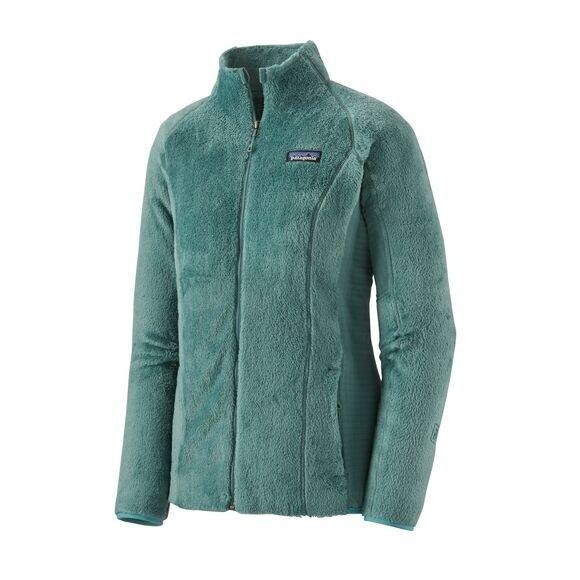Patagonia Women's R2® Fleece Jacket : Regent Green