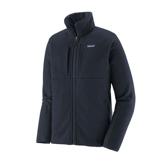 Patagonia Mens Lightweight Better Sweate Fleece Jacket : New Navy