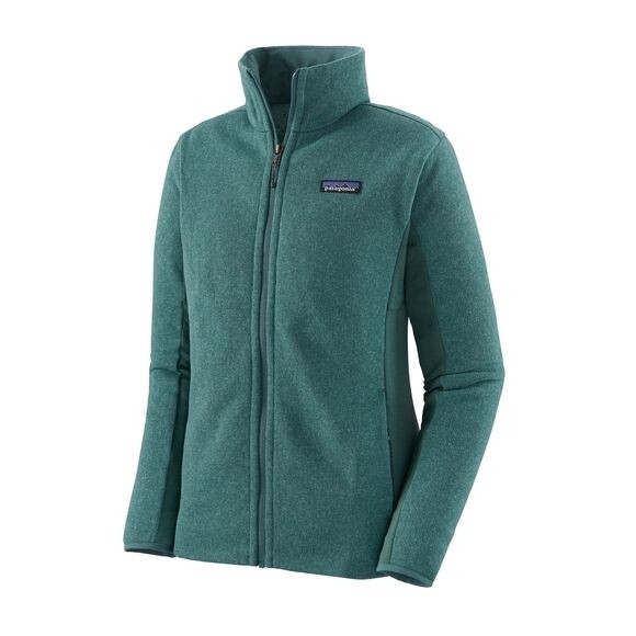 Patagonia Patagonia Women's Lightweight Better Sweater Fleece Jacket: Regent Green