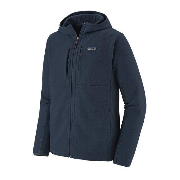Patagonia Men's Lightweight Better Sweater Fleece Hoody : New Navy