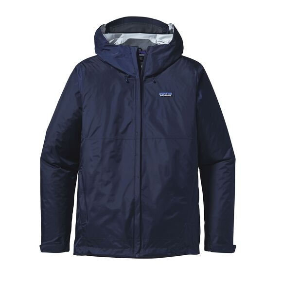 Patagonia Mens Torrentshell Jacket : Navy Blue w/Navy Blue