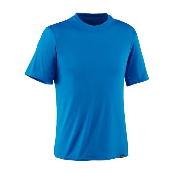 Patagonia Men's Capilene® Daily T-Shirt : Bandana Blue