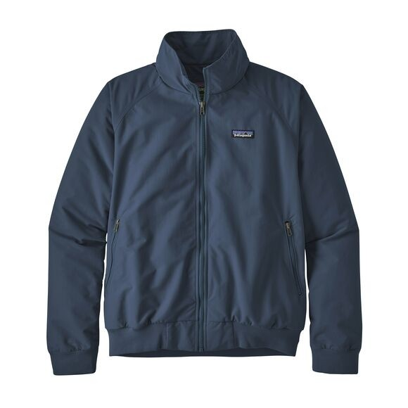Patagonia Mens Baggies Jacket : Stone Blue
