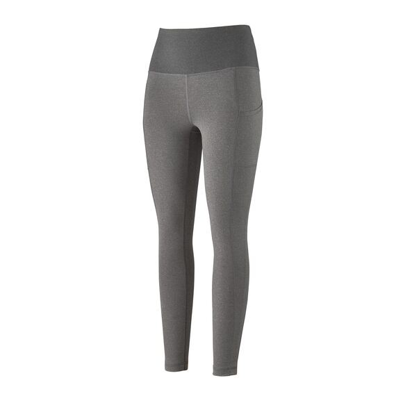Patagonia Women's Lightweight Pack Out Tights : Forge Grey
