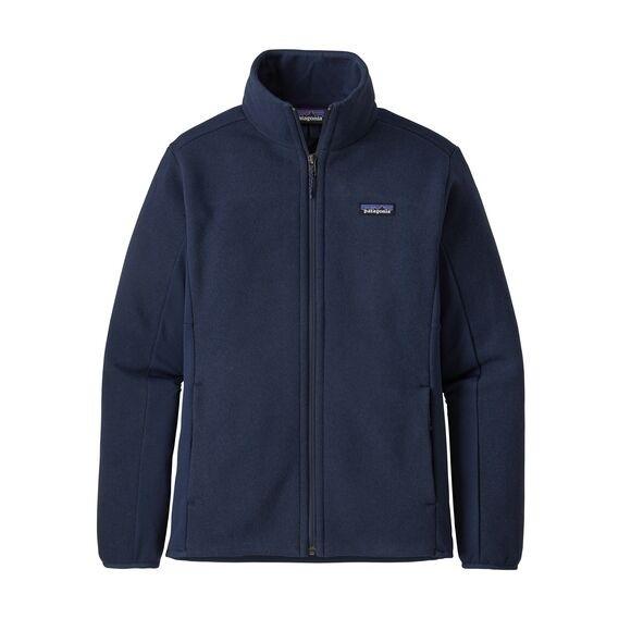 Patagonia Patagonia Women's Lightweight Better Sweater Fleece Jacket: New Navy