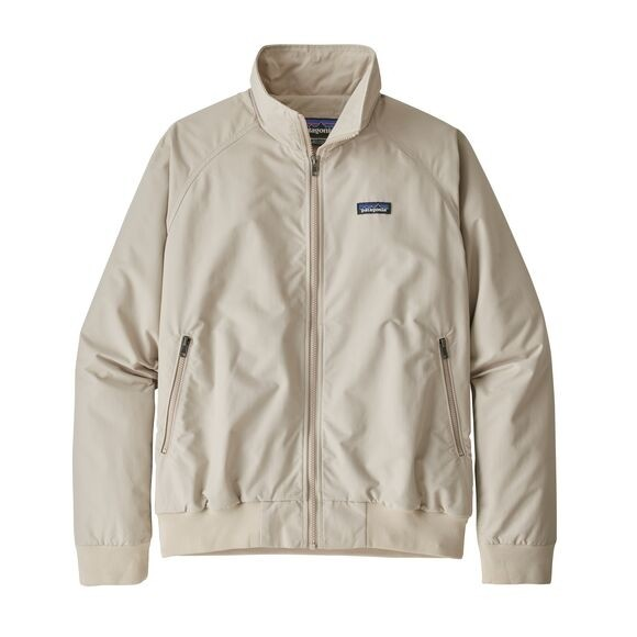 Patagonia Mens Baggies Jacket : Pumice