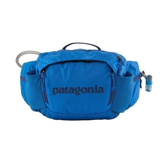 Patagonia Nine Trails Waist Pack 8L : Andes Blue