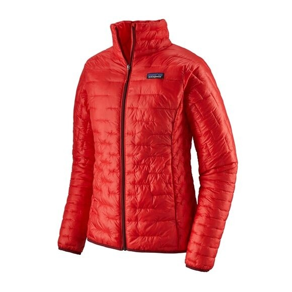 Patagonia Women's Micro Puff® Jacket : Catalan Coral