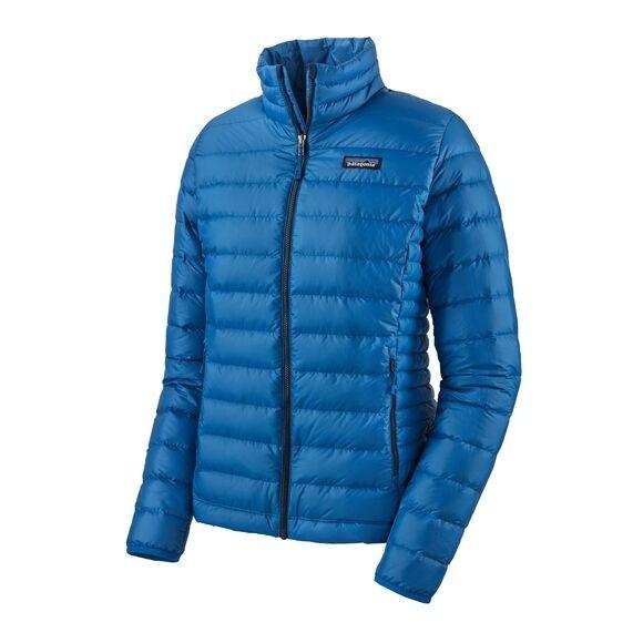 Patagonia Women's Down Sweater : Alpine Blue