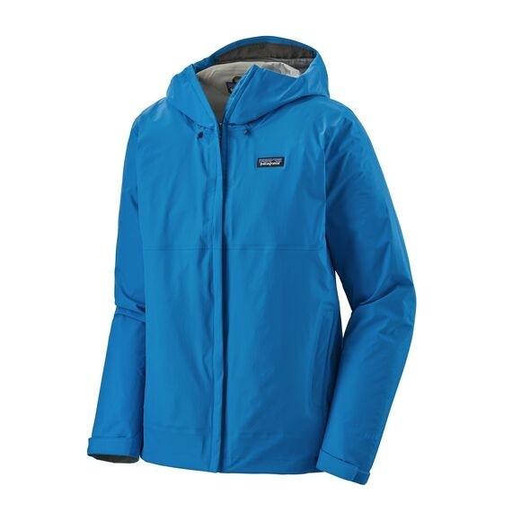 Patagonia Men's Torrentshell 3L Waterproof Jacket : Andes Blue