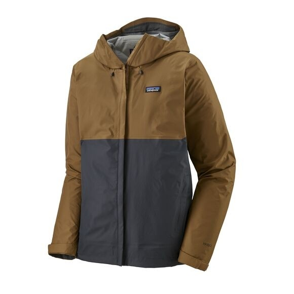 Patagonia Men's Torrentshell 3L Jacket : Coriander Brown