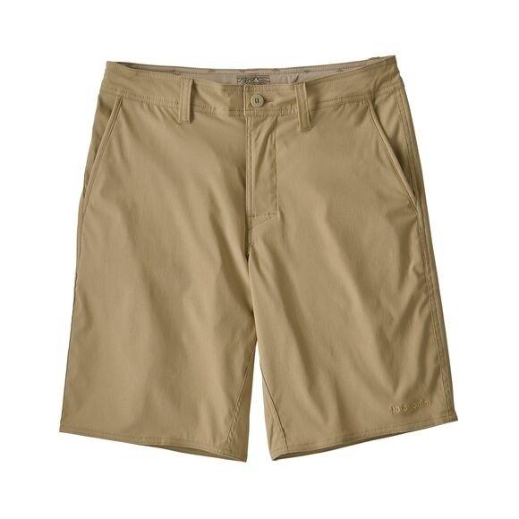 "Patagonia Mens Stretch Wavefarer Walk Shorts - 20"" : Classic Tan"