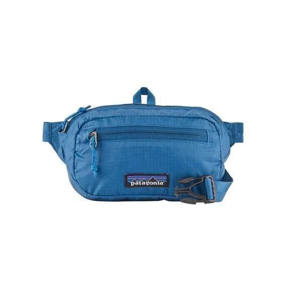 Patagonia Ultralight Black Hole® Mini Hip Pack 1L : Stellar Blue