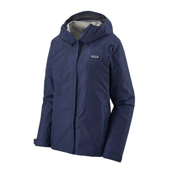 Patagonia Women's Torrentshell 3L Waterproof Jacket : Classic Navy