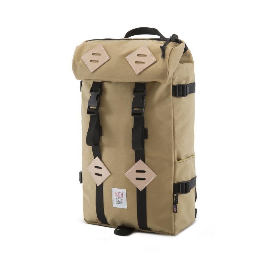 Topo Designs Klettersack 25L : Khaki