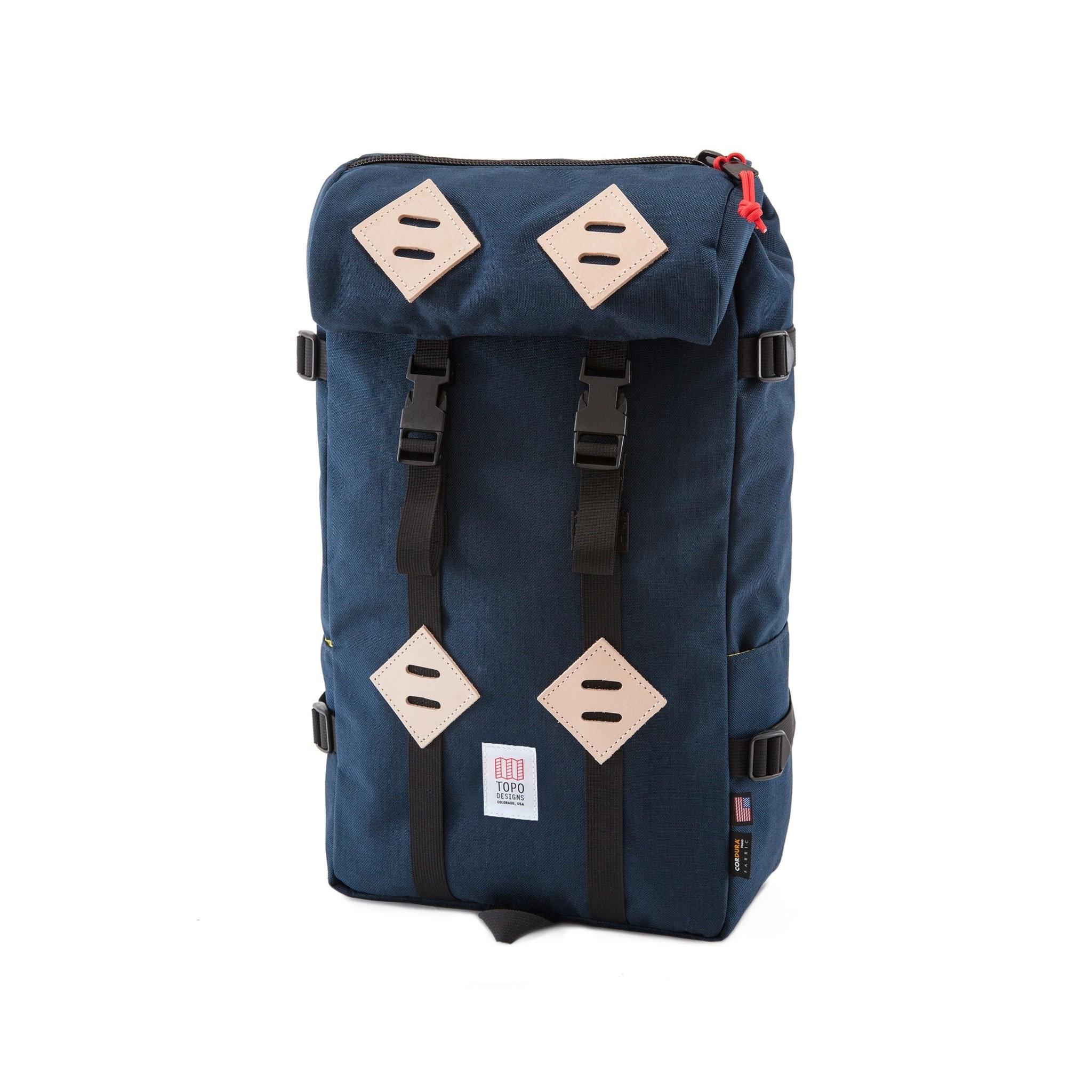 Topo Designs Klettersack 25L : Navy
