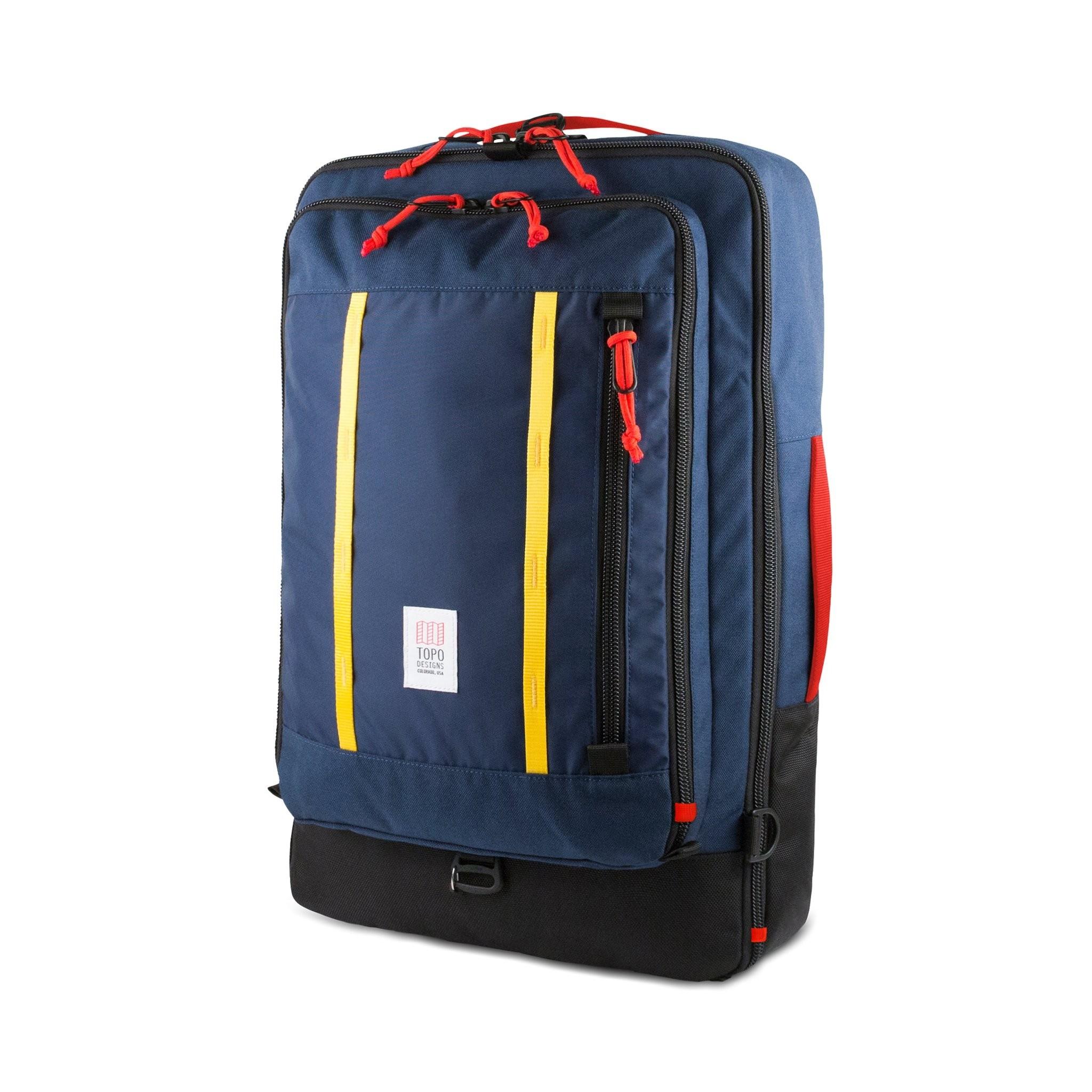 Topo Designs Travel Bag 40L : Navy