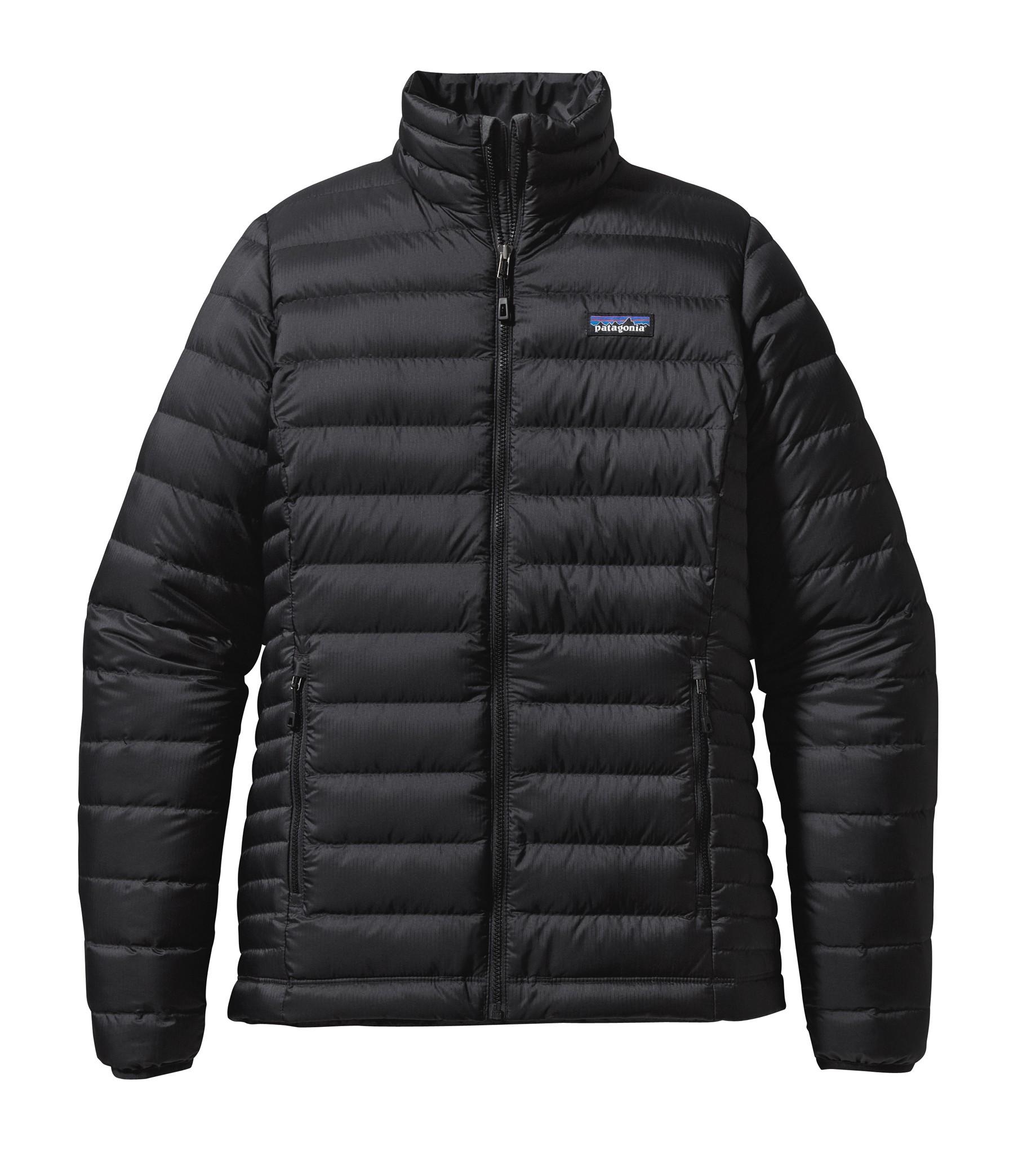 Patagonia W's Down Sweater : Black