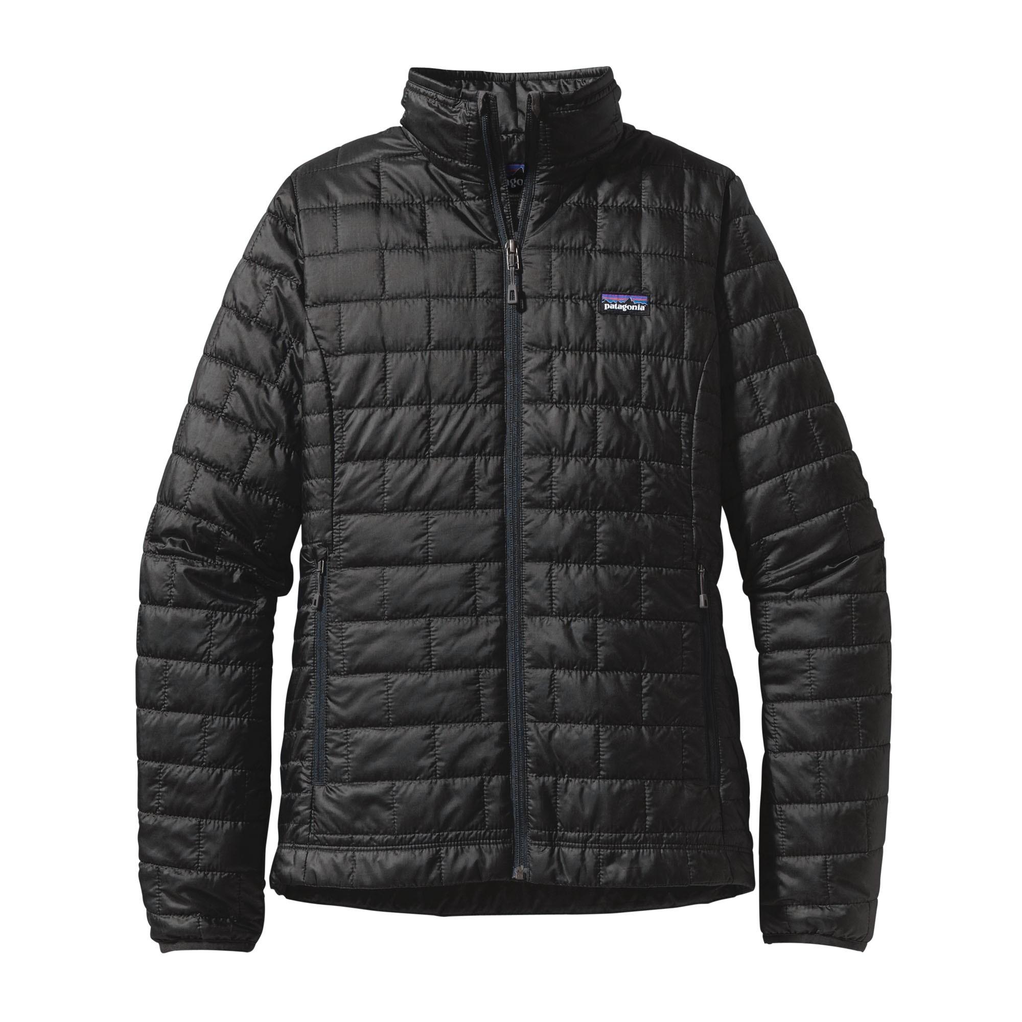 Patagonia Women's Nano Puff® Jacket : Black