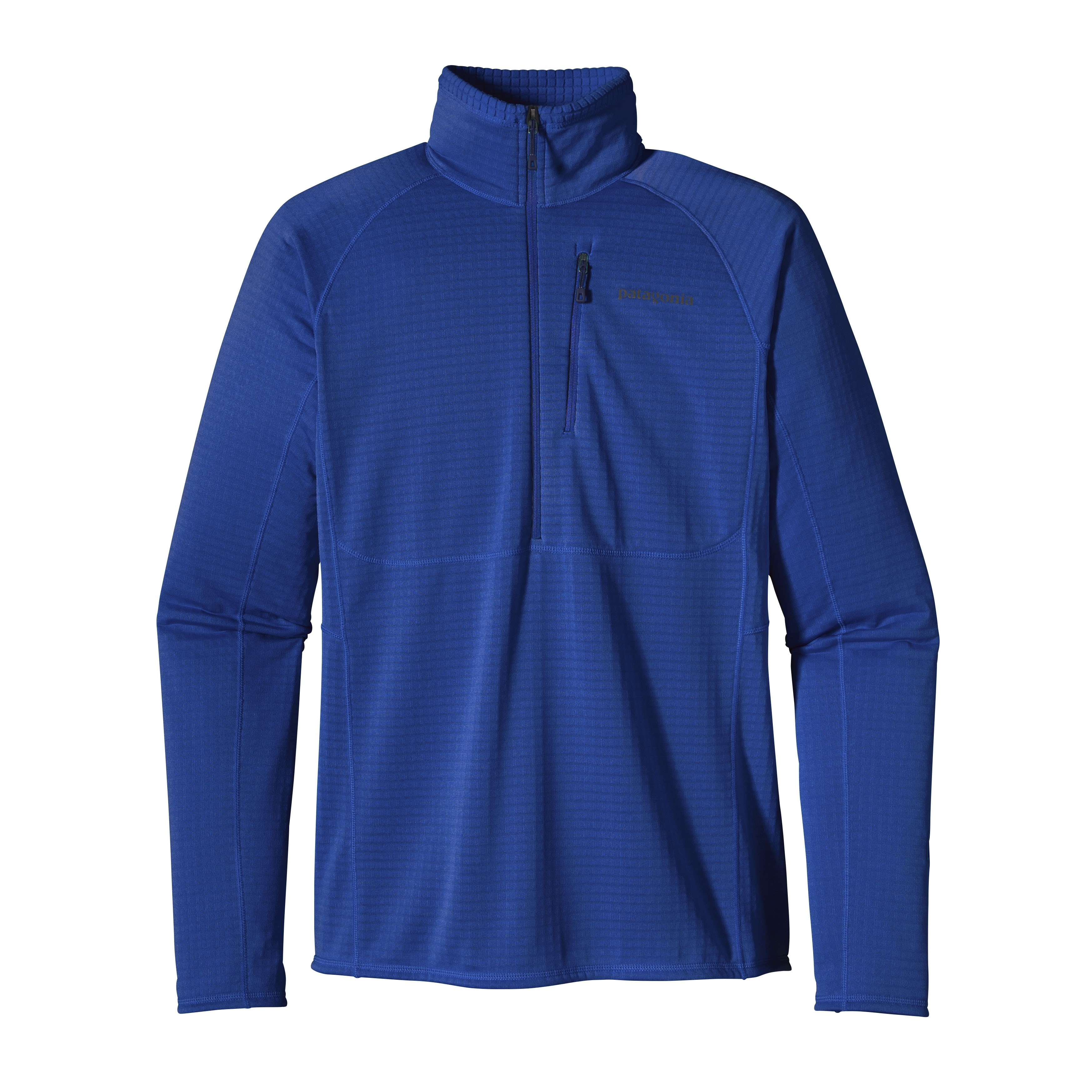 Patagonia Mens Viking Blue R1 Fleece Pullover