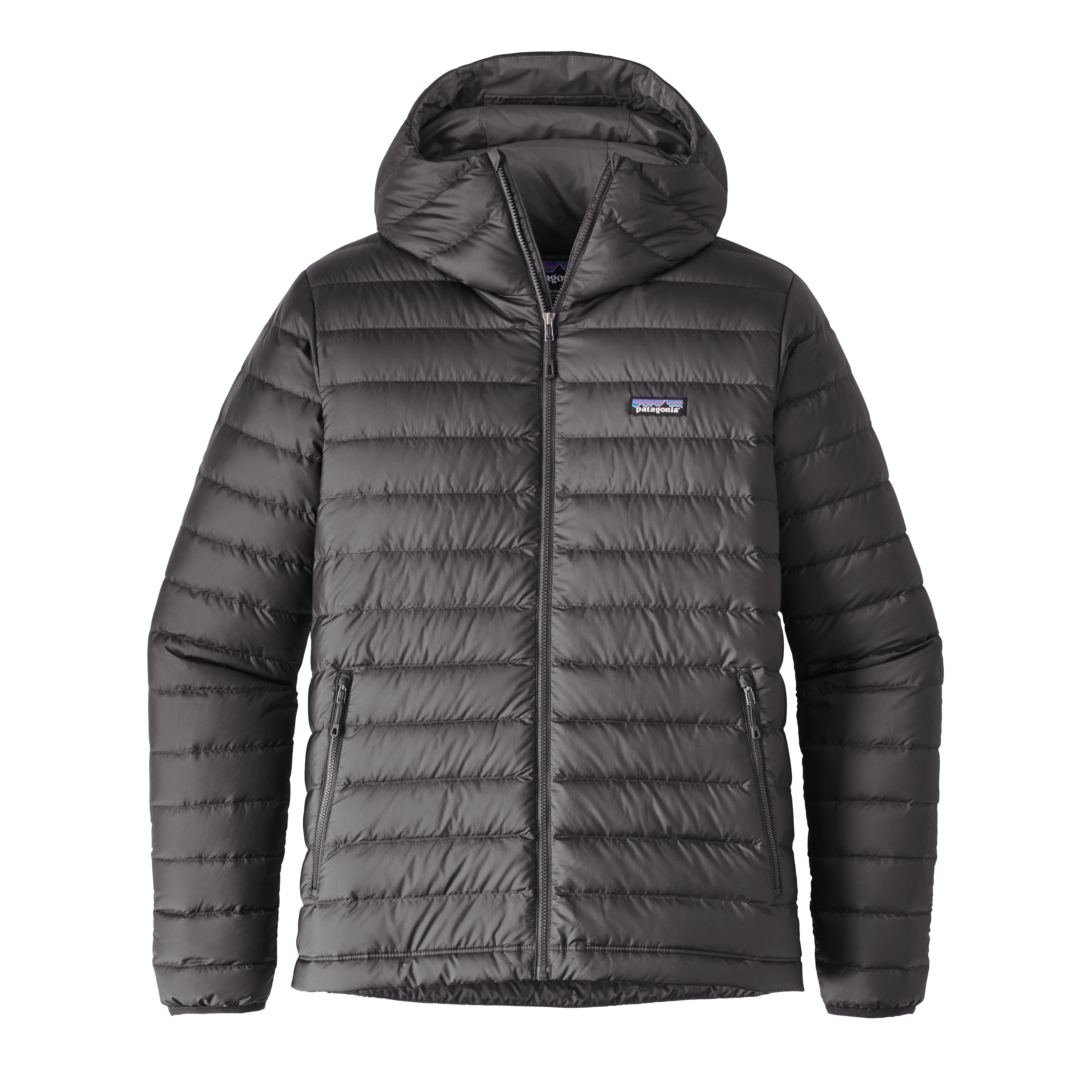 Patagonia Down Sweater Hoody : Forge Grey