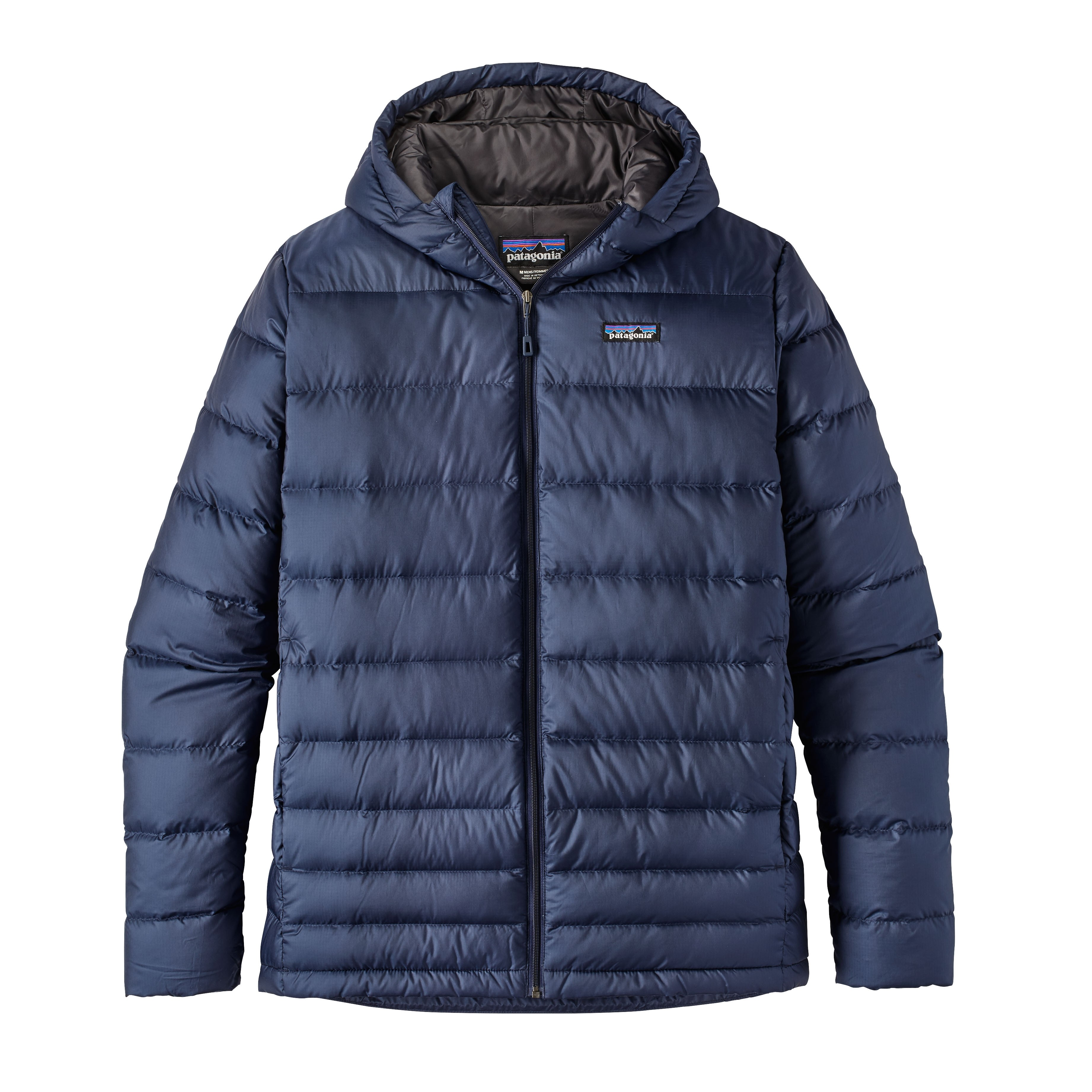 Patagonia Mens  Hi-Loft Down Hoody : Navy Blue