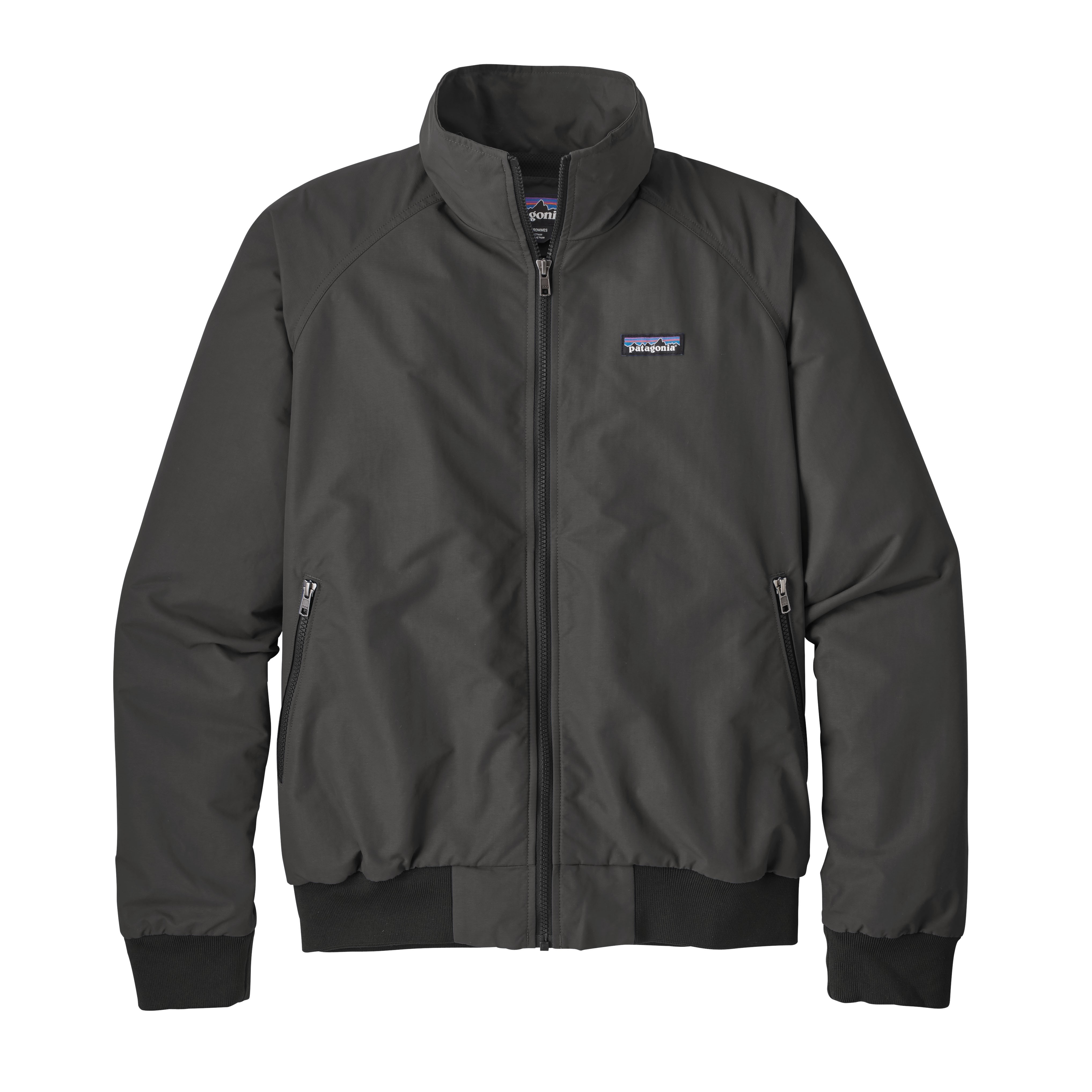 Patagonia Mens  Baggies Jacket : Ink Black