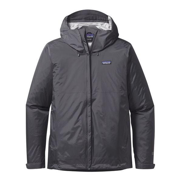 Patagonia Mens  Torrentshell Jacket : Forge Grey