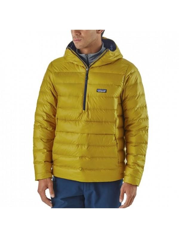 cca0f633ee72 Patagonia Men s Big Sur Blue Down Sweater Hoody Pullover